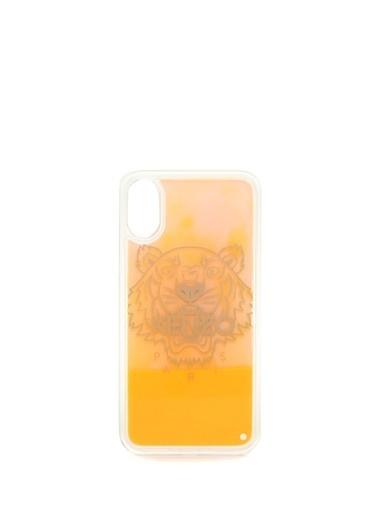 Kenzo iPhone XS Aksesuar Oranj